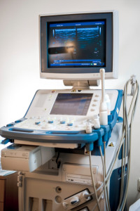 Image:  Ultrasound use for placement of needles used to treat patients with chronic pain is increasing in popularity. (Image source: Thinkstock)