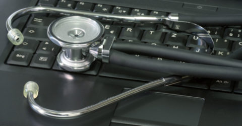 Will the electronic stethoscope replace use of a standard stethoscope in the operating room?