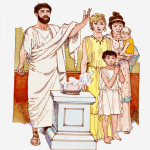 Using Greek myths as evidence that CPR was being used during the time of the ancient Greeks might only derive from a vivid imagination, yet both then and now, we all hope that if medical practice is appropriately administered, a dying human might be restored to life.  (Image source: Thinkstock)