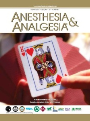March 2015: Anesthesia & Analgesia
