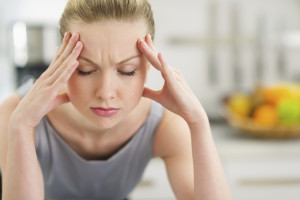 Ophthalmic abnormalities preceded by headache, seen within 3 weeks of dural puncture, are likely a consequence of dural puncture. (Image source: Thinkstock)