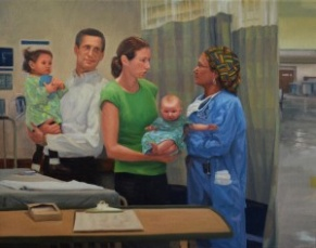 The Transfer of Care: capturing the psychosocial aspects of pediatric anesthesiology